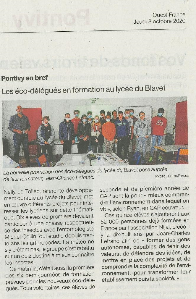 Article ouest france 08-10-20-page-001 - Copie